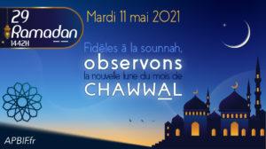 Observation Chawwal 2021