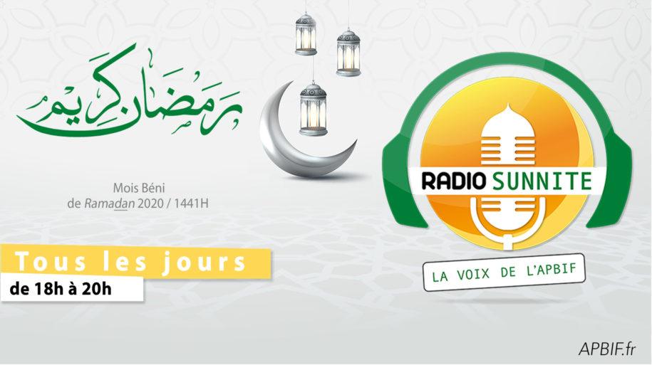 PROGRAMME Ce soir sur Radio Sunnite…
