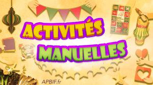 Activités manuelles (mis à jour)