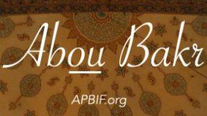 Abou Bakr as Siddiq : Biographie du meilleur compagnon