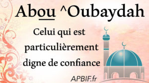 Abou ^Oubaydah