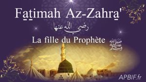 Fatimah Az-Zahra'