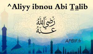 ^Aliyy Ibnou Abi Talib