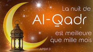 Descente du Qour'an