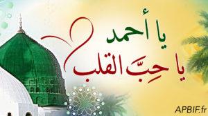 Madih | Ya Ahmad Ya Hibba -l-Qalbi | يا أحمدُ يا حِــبَّ القَلبِ