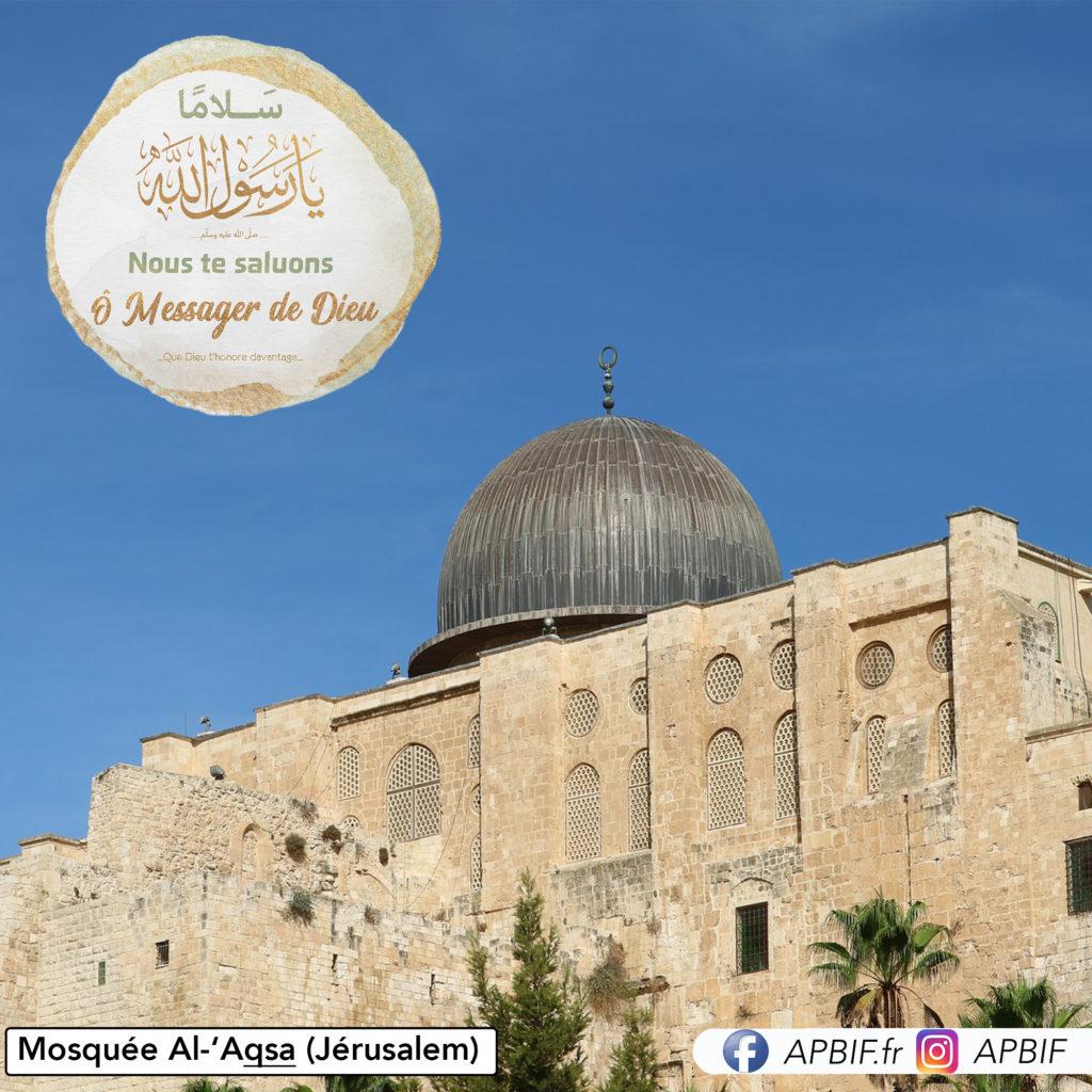 Mosquée Al 'Aqsa (Jérusalem)
