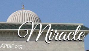 Miracle de l'ascension (Al-Mi^raj)