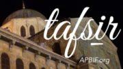 Tafsir-interprétation-Qouran-Coran-apbif