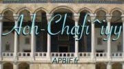 imam shafii (chafi3i, ach-chafi^iyy)
