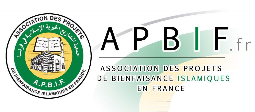 APBIF Association des Projets de Bienfaisance Islamiques en France